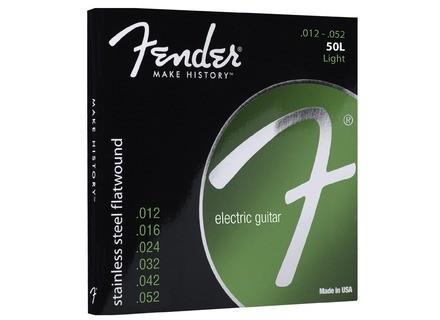 Fender Stainless Steel Flatwound