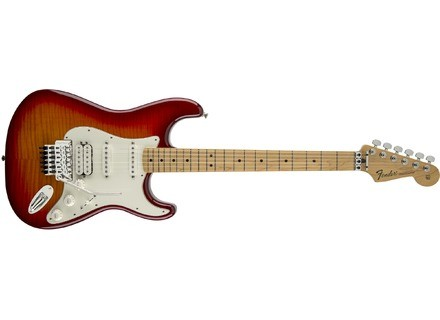 Fender Standard Stratocaster Plus Top with Floyd Rose