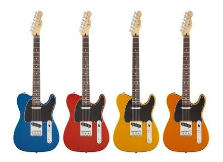 Fender Standard Telecaster Satin