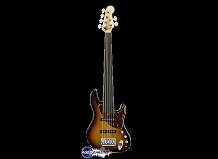 Fender Steve Bailey Fretless Jazz Bass VI