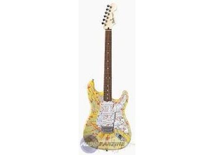 Fender Stratocaster Splatter