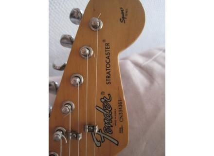 Fender Stratocaster Squier Series