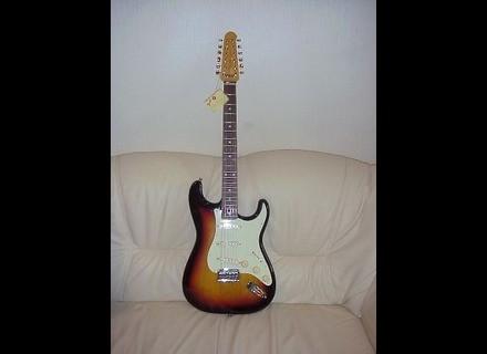 Fender Stratocaster ST XII [1988-1997]