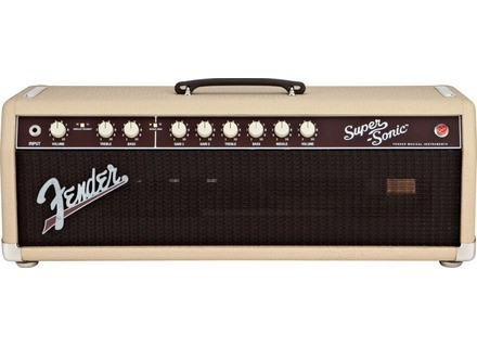 Fender Super-Sonic  60 Head