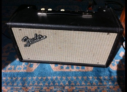 Fender Tube Reverb
