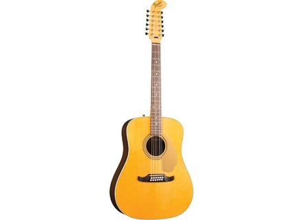 Fender Villager Pro Custom 12-String Bolt-On