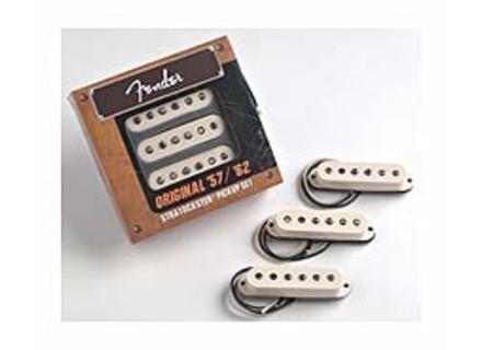 Fender Vintage '57/'62 Strat Pickups Set