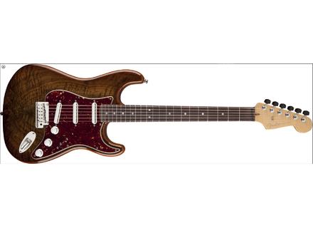Fender Walnut Top Artisan Stratocaster