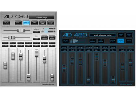 Fiedler Audio AD480 Pro