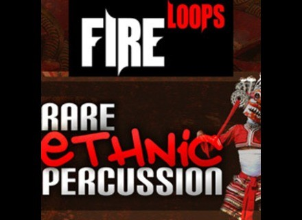Fireloops Rare Ethnic Percussions