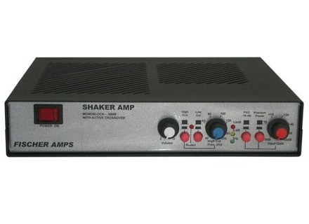 Fischer Amps Shaker amp 100