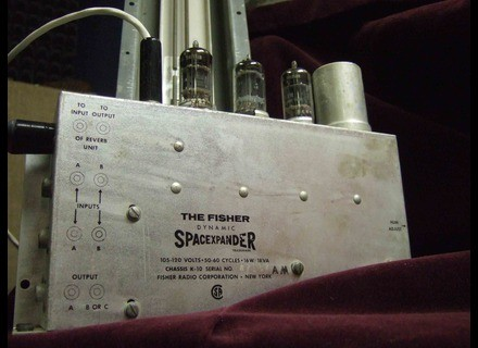 Fisher SpaceXpander K10