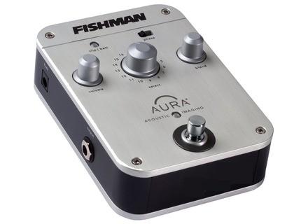 Fishman Aura Acoustic Imaging Pedal - 12 String