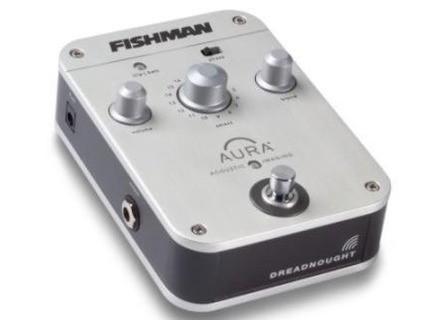 Fishman Aura Acoustic Imaging Pedal - Dreadnought