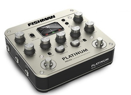 namm fishman updates its external preamps audiofanzine. Black Bedroom Furniture Sets. Home Design Ideas