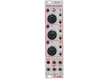 Flame Audio C-3 Knob Recorder