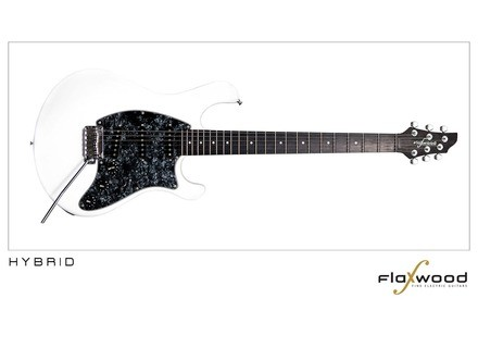 Flaxwood 3SC Hybrid - White