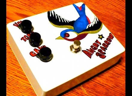 Flickinger Tone Boxes Angry Sparrow