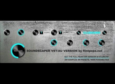 Flintpope Soundscaper VST