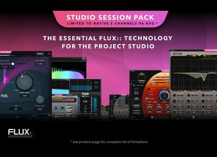 Flux :: Studio Session Pack