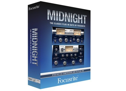 Focusrite Midnight