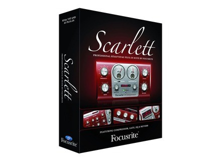 Focusrite Scarlett Plugin