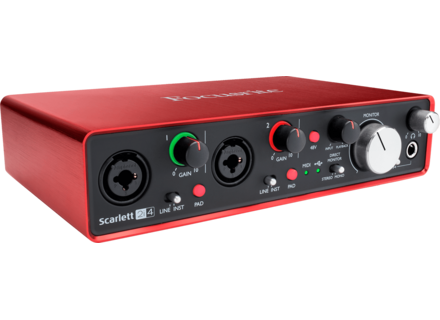 Focusrite Scarlett 2nd Generation