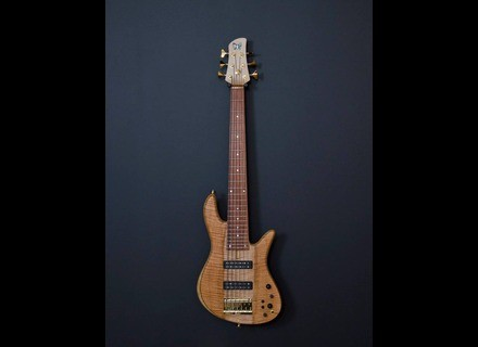 Fodera Guitars Emperor 6 Standard