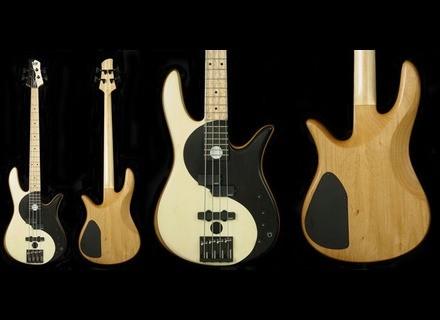 Fodera Guitars Victor Wooten Yin Yang 4-cordes