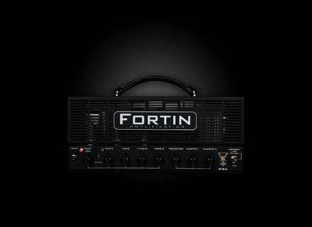 Fortin Amplifiers Sigil