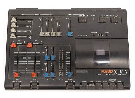 Fostex Multitracker X-30