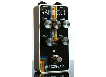 Foxgear Rainbow Digital Reverb