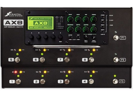 Fractal Audio Systems AX8