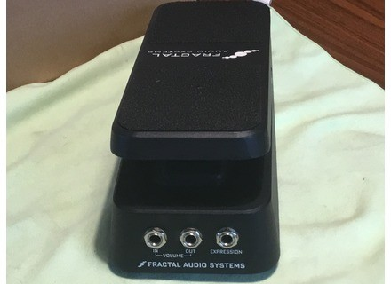 Fractal Audio Systems EV-1 Expression/Volume Pedal
