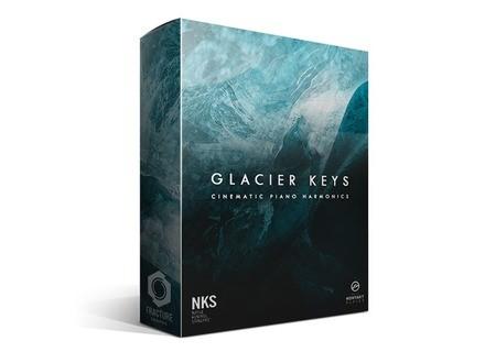 Fracture Sounds Glacier Keys