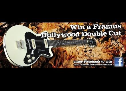 Framus Vintage Hollywood Doublecut