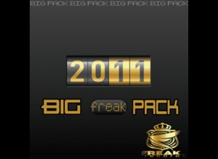 Freak Records 2011 ESSENTIAL FREAK: BIG PACK