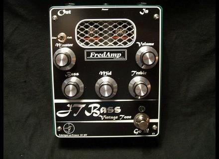 FredAmp JTBass Vintage tone