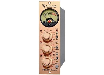 Fredenstein Professional Audio F602 Tube Compressor