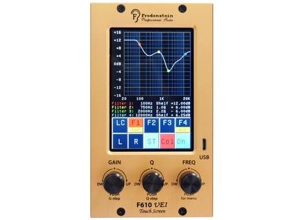 Fredenstein Professional Audio F610 UE1