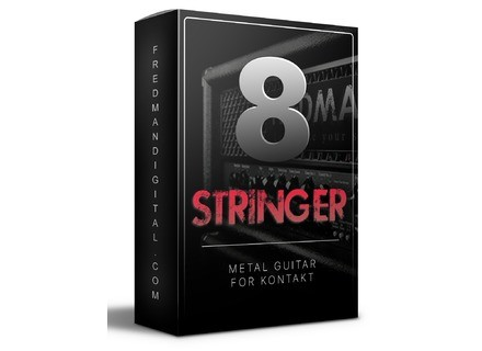 Fredman Digital 8 Stringer – Engl