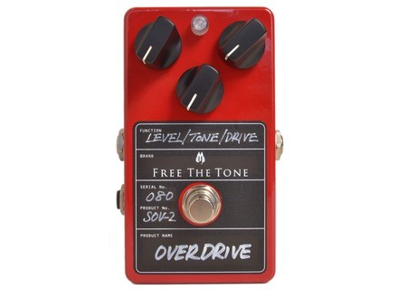 Free The Tone MS SOV Special MS-1V