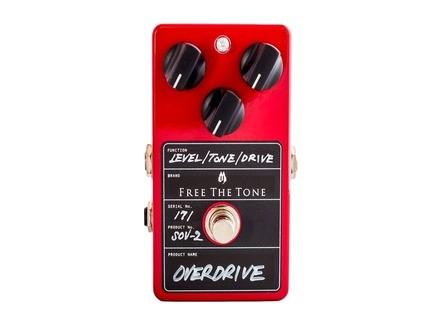 Free The Tone Overdrive SOV-2