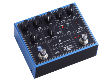 Free The Tone TRI Avatar TA-1H Multi-Dimensional Chorus