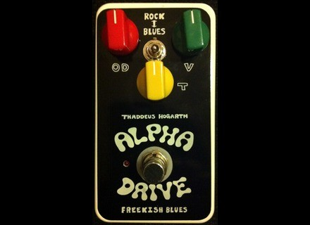 Freekish Blues Alpha Drive