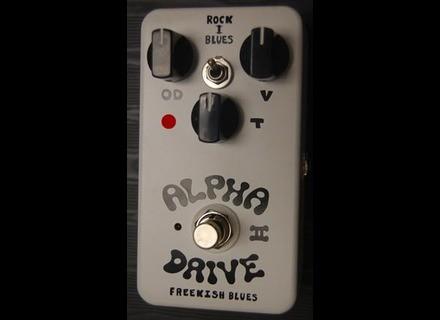 Freekish Blues Alpha Drive II Red Dot