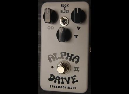 Freekish Blues Alpha Drive II - Standard