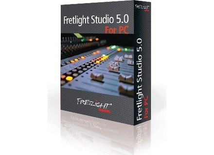 Fretlight Guitar Fretlight Studio 5.0