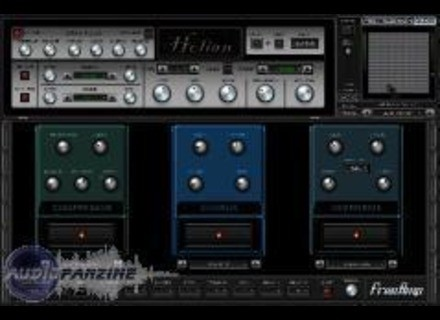 Fretted Synth Audio Free Amp 3 [Freeware]