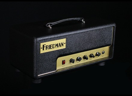 Friedman Amplification Pink Taco